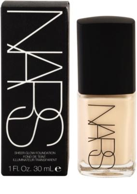 Nars Make-up base líquida para pele radiante 1