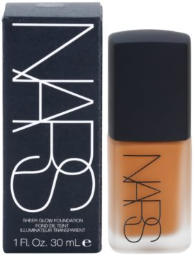 Nars Make-up maquillaje líquido de acabado mate 1