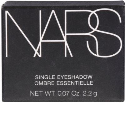 Nars Matte Eyeshadow fard ochi cu efect matifiant 2
