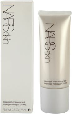 Nars Skin gel maska za posvetlitev in zgladitev kože 1