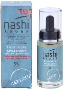 Nashi Capixyl intenzivní kúra proti vypadávání vlasů 2
