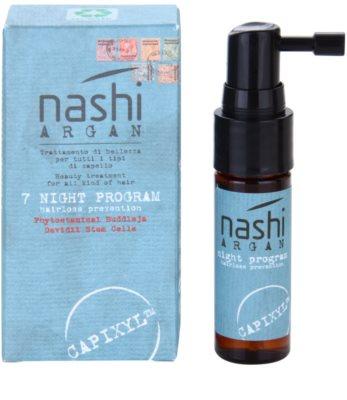 Nashi Capixyl sapte tratamente pentru noapte impotriva caderii parului pentru toate tipurile de par 1