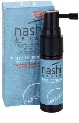Nashi Capixyl sapte tratamente pentru noapte impotriva caderii parului pentru toate tipurile de par 2