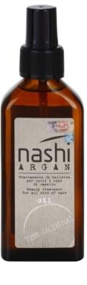 Nashi The Original óleo nutritivo  para cabelo