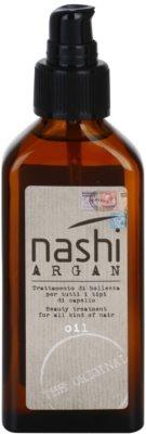 Nashi The Original óleo nutritivo  para cabelo 1