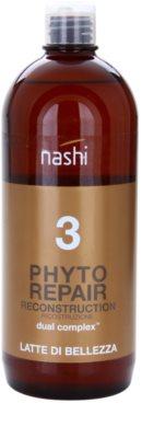 Nashi Phyto Repair Reconstruction leite para cabelo