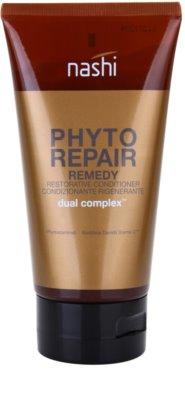 Nashi Phyto Repair Remedy condicionador fortificante para cabelo seco a danificado
