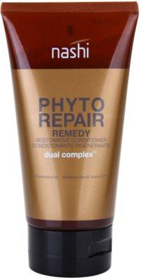Nashi Phyto Repair Remedy erősítő kondicionáló száraz és sérült hajra