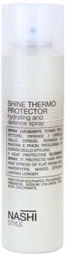 Nashi Style hidratáló és védő spray hajra hajra