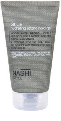 Nashi Style моделиращ гел силна фиксация