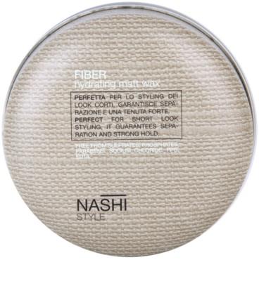 Nashi Style matující vosk s hydratačním účinkem