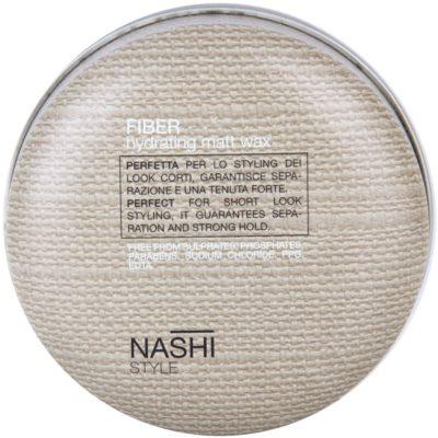Nashi Style матуючий віск зі зволожуючим ефектом