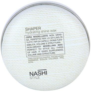 Nashi Style ceara de par cu efect de hidratare