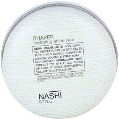 Nashi Style hajwax hidratáló hatással