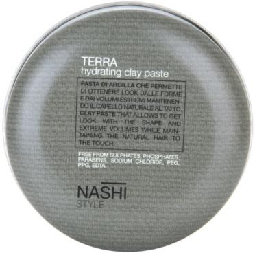 Nashi Style feuchtigkeitsspendende Paste mit Tonerde für das Haar