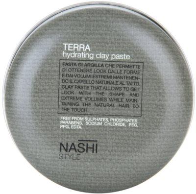 Nashi Style hydratační jílová pasta na vlasy