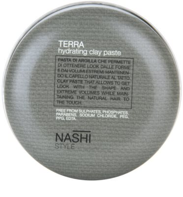 Nashi Style pasta de arcilla hidratante  para cabello