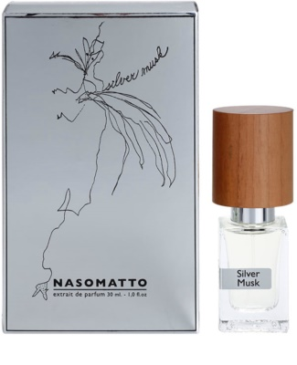 Nasomatto Silver Musk Parfüm Extrakt unisex