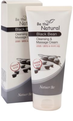 Natuer Be Be The Natural čistilna in masažna krema za obraz 1