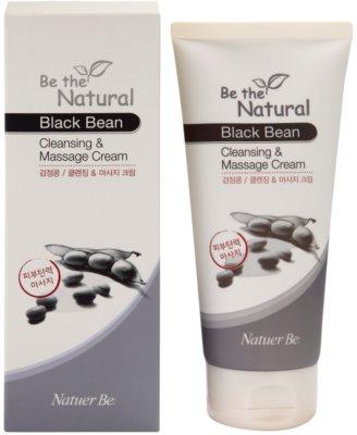 Natuer Be Be The Natural čisticí a masážní krém na obličej 2