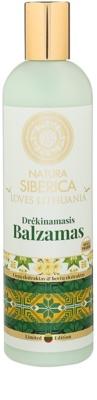 Natura Siberica Loves Lithuania ro balsam hidratant par