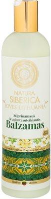 Natura Siberica Loves Lithuania balsam fortifiant par