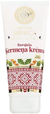 Natura Siberica Loves Latvia crema de corp nutritiva