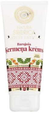 Natura Siberica Loves Latvia creme corporal nutritivo
