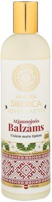 Natura Siberica Loves Latvia erneuernder Balsam für das Haar