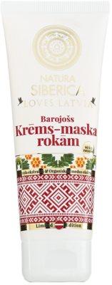 Natura Siberica Loves Latvia krem odżywczy do rąk