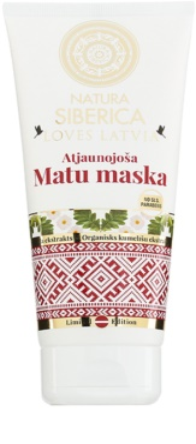 Natura Siberica Loves Latvia megújító maszk hajra hajra