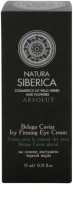 Natura Siberica Royal Caviar zpevňující oční krém s kaviárem 3