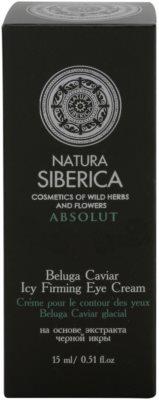 Natura Siberica Royal Caviar Festigende Augencreme mit Kaviar 3
