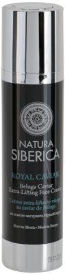 Natura Siberica Royal Caviar festigende Gesichtscreme mit Kaviar