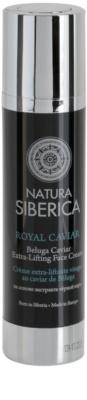 Natura Siberica Royal Caviar ujędrniający krem do twarzy z kawiorem