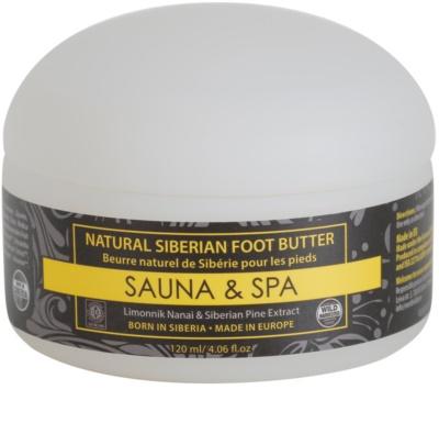 Natura Siberica Sauna and Spa масло за крака