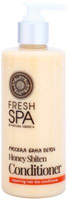 Natura Siberica Fresh Spa Bania Detox възстановяващ натурален балсам