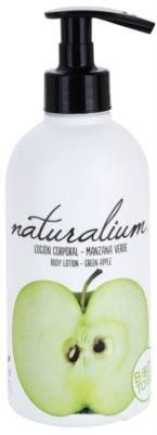 Naturalium Fruit Pleasure Green Apple hranilni losjon za telo