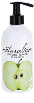 Naturalium Fruit Pleasure Green Apple leite corporal nutritivo
