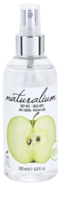 Naturalium Fruit Pleasure Green Apple erfrischendes Bodyspray