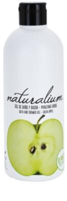 Naturalium Fruit Pleasure Green Apple vyživujúci sprchový gél