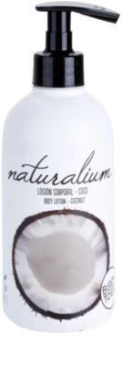 Naturalium Fruit Pleasure Coconut leche corporal nutritiva