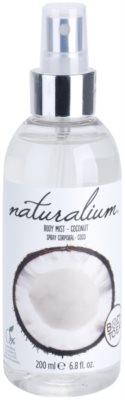 Naturalium Fruit Pleasure Coconut spray corporal refrescante