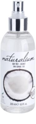 Naturalium Fruit Pleasure Coconut osvěžující tělový sprej 1