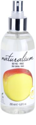 Naturalium Fruit Pleasure Mango erfrischendes Bodyspray 1