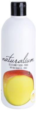 Naturalium Fruit Pleasure Mango hranilni gel za prhanje