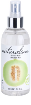 Naturalium Fruit Pleasure Melon odświeżający spray do ciała