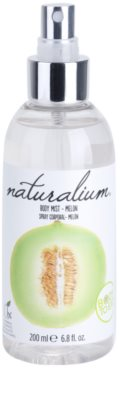 Naturalium Fruit Pleasure Melon odświeżający spray do ciała 1