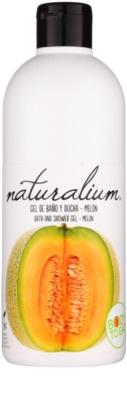 Naturalium Fruit Pleasure Melon gel de ducha nutritivo