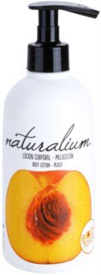 Naturalium Fruit Pleasure Peach nährende Körpermilch